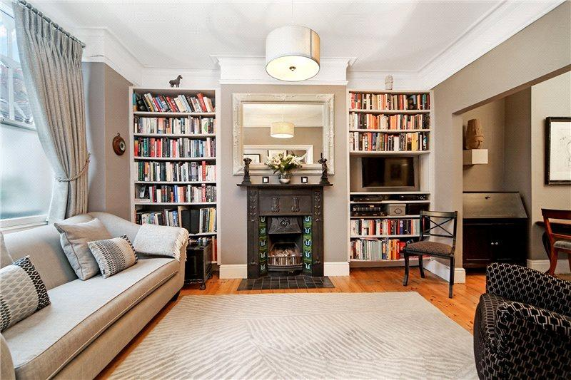 3 Bedrooms Terraced House for sale in Thorpebank Road, London, W12