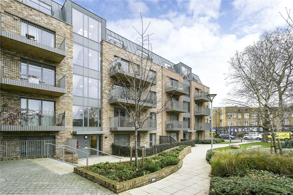 1 Bedroom Flat for sale in 19 New North Road, London, N1