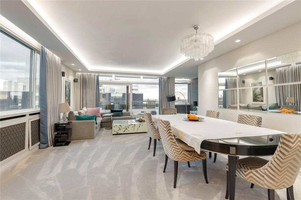 3 Bedrooms Flat for sale in London House, 7-9 Avenue Road, St John's Wood, London, NW8