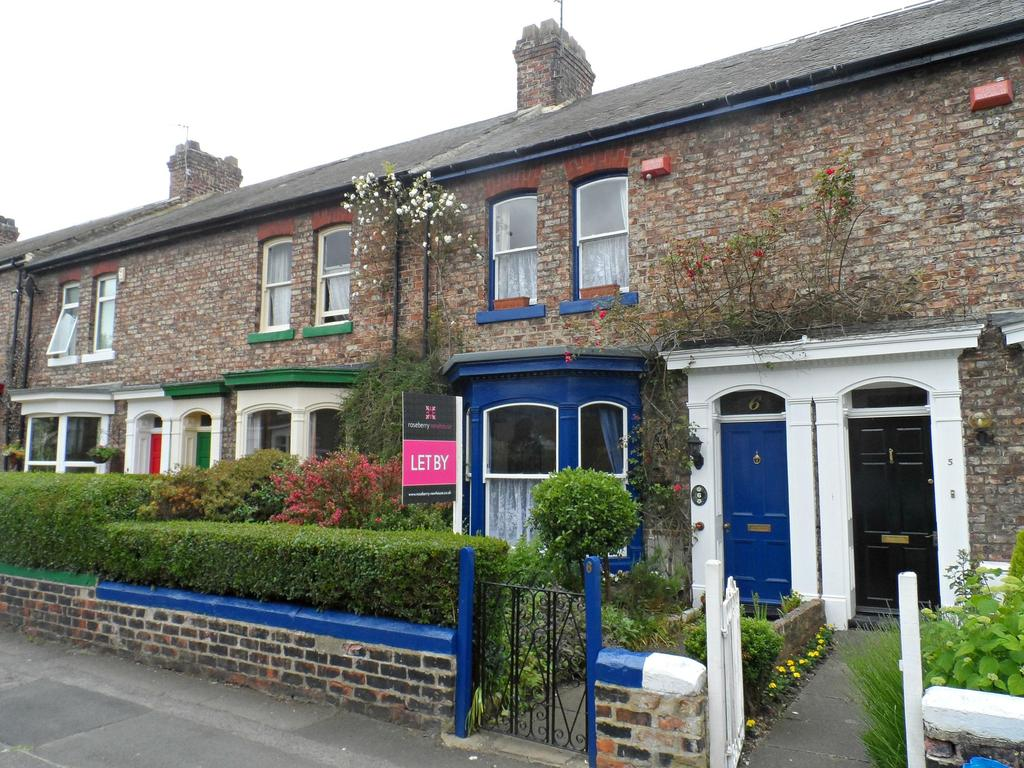 3 Bedrooms Terraced House for rent in Swinburne Road, Eaglescliffe, Stockton-On-Tees