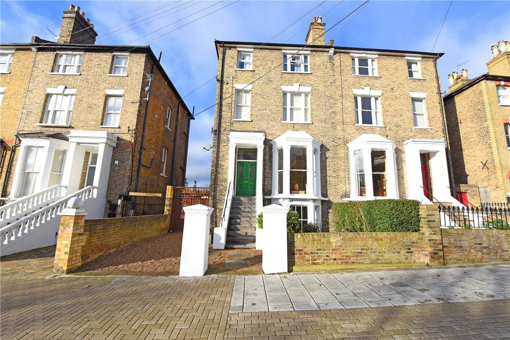 3 Bedrooms Flat for sale in Wimbledon Park Road, London, SW18