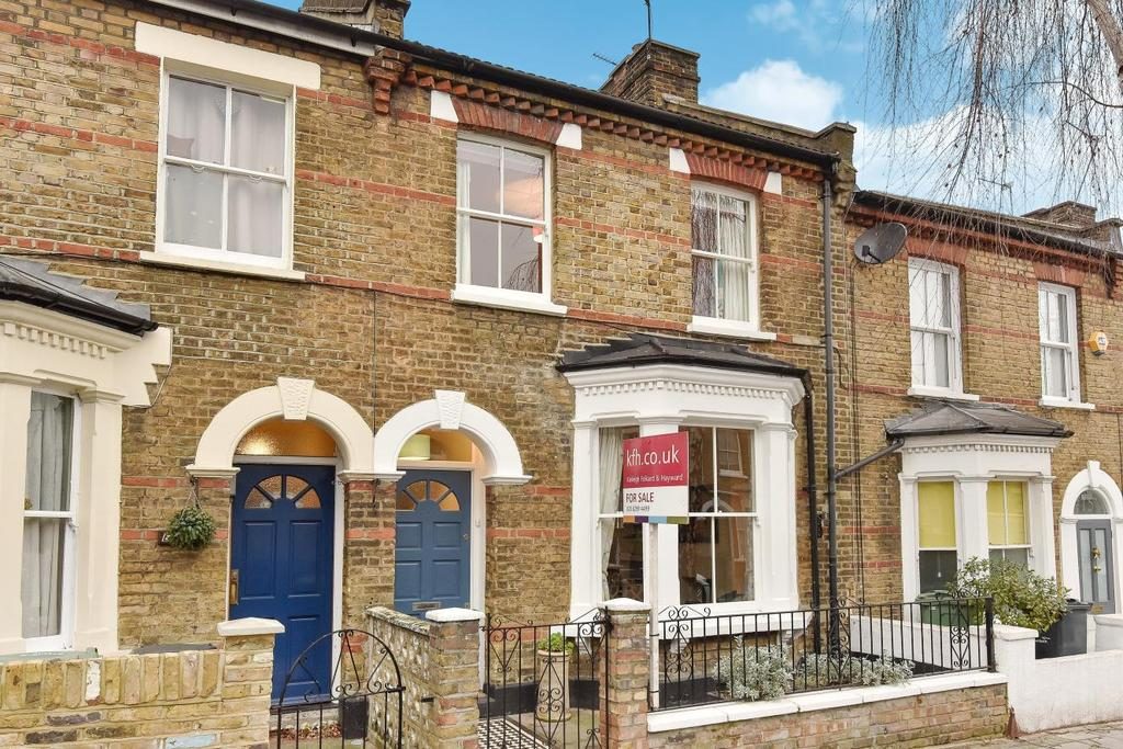 3 Bedrooms Terraced House for sale in Poplar Road, Herne Hill