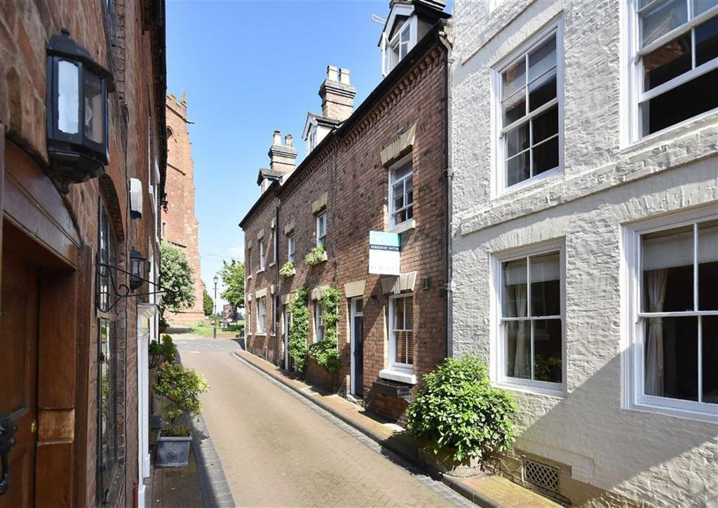2 Bedrooms Terraced House for sale in 4, Church Street, High Town, Bridgnorth, Shropshire, WV16