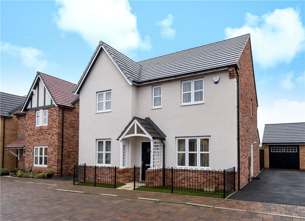 4 Bedrooms Detached House for sale in Wilson Close, Shillington, Hitchin, Bedfordshire
