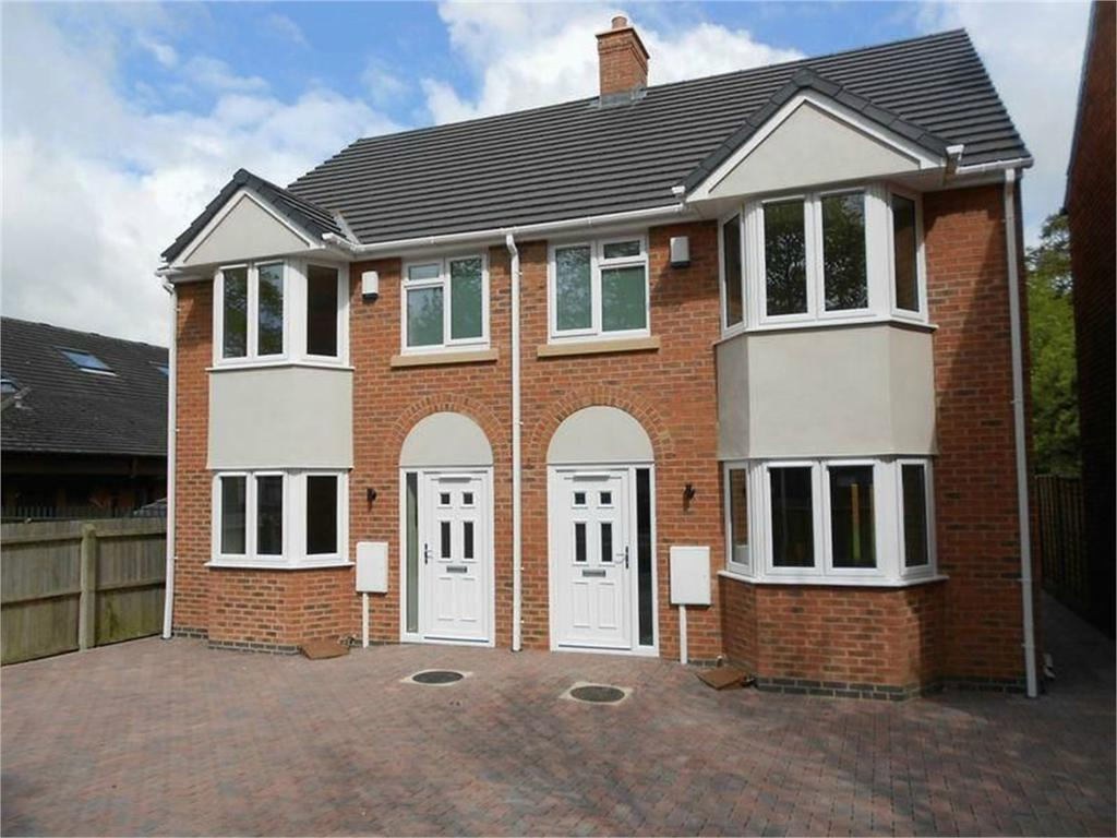 3 Bedrooms Semi Detached House for sale in Old Hinckley Road, Nuneaton, CV10