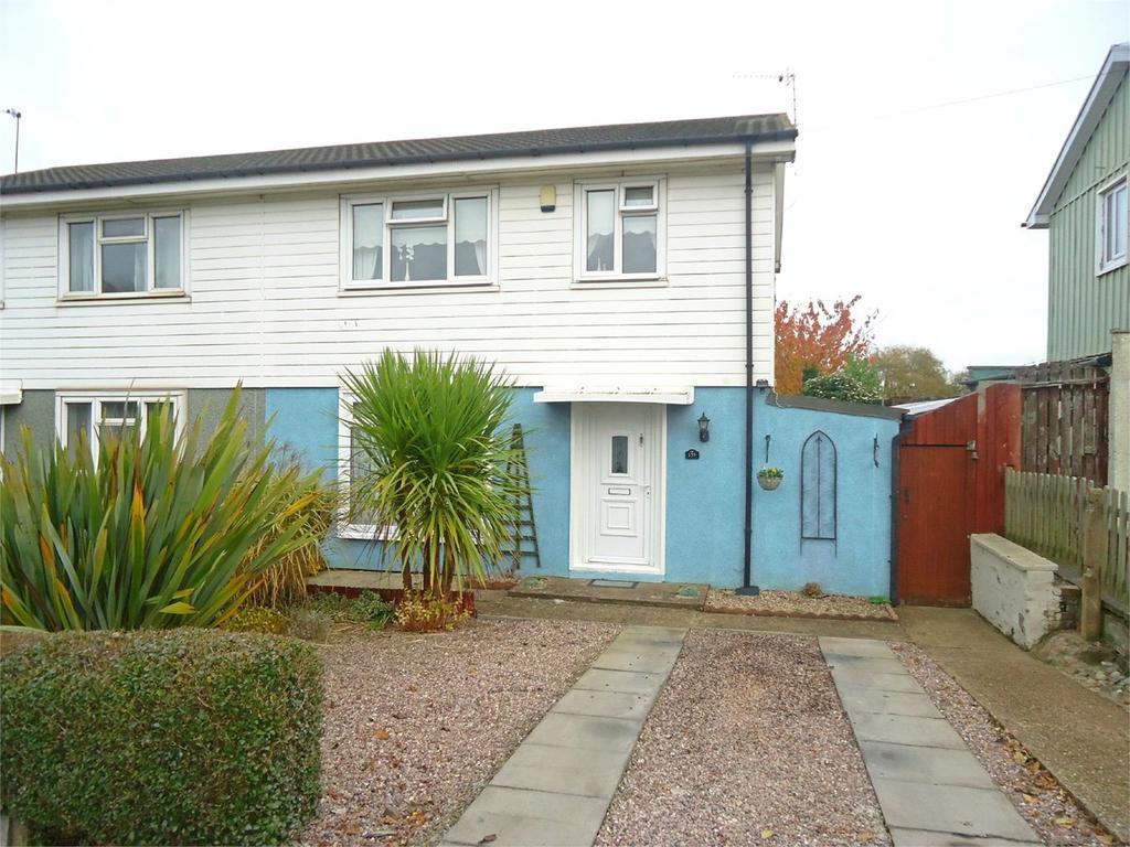 3 Bedrooms Semi Detached House for sale in Greenmoor Road, Stockingford, Nuneaton, CV10