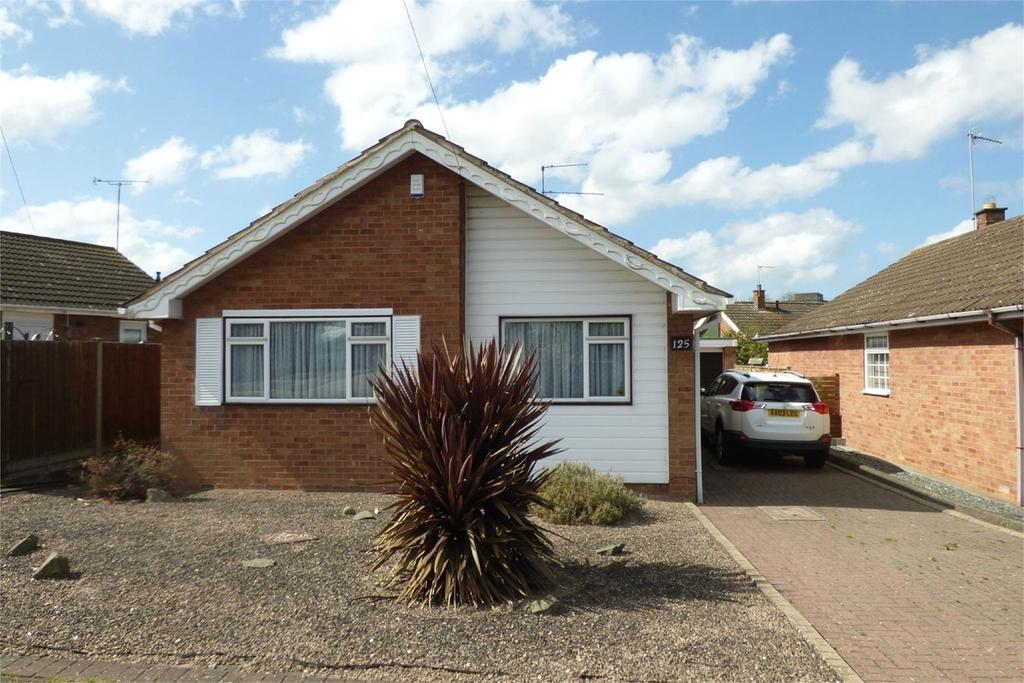 2 Bedrooms Detached Bungalow for sale in Windermere Avenue, St Nicolas Park, Nuneaton, CV11