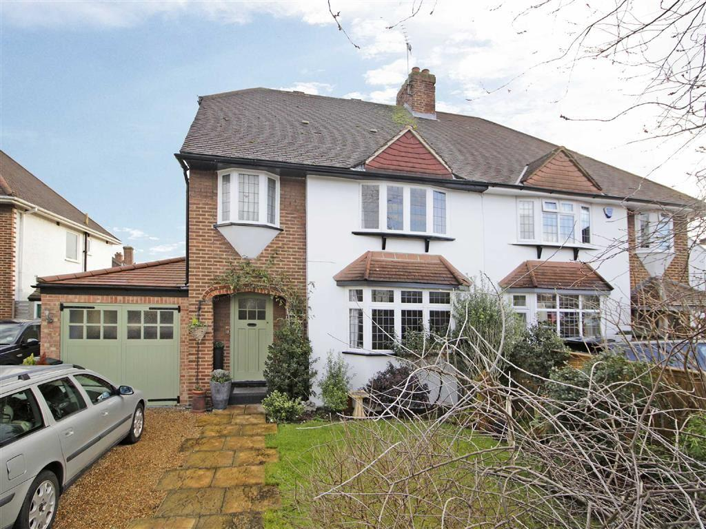 4 Bedrooms Semi Detached House for sale in Sackville Avenue, Hayes, Kent