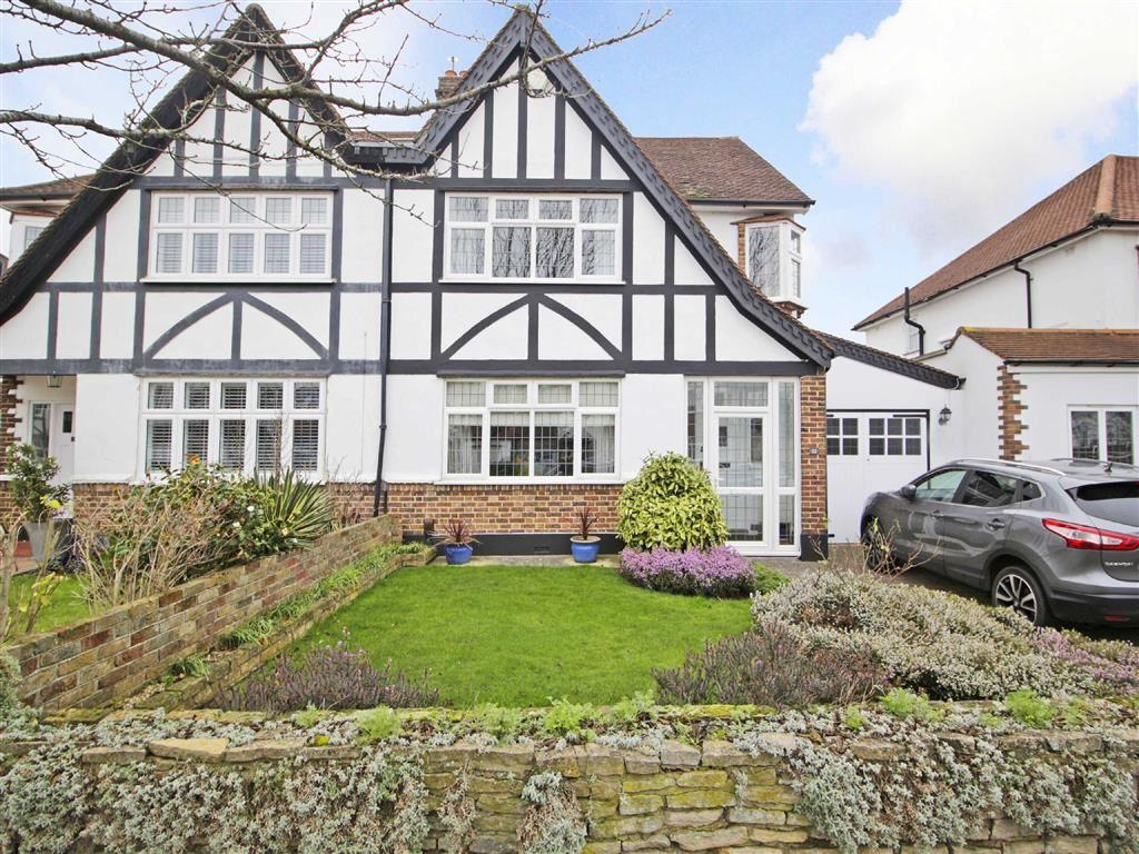 4 Bedrooms Semi Detached House for sale in Hurstdene Avenue, Hayes, Kent