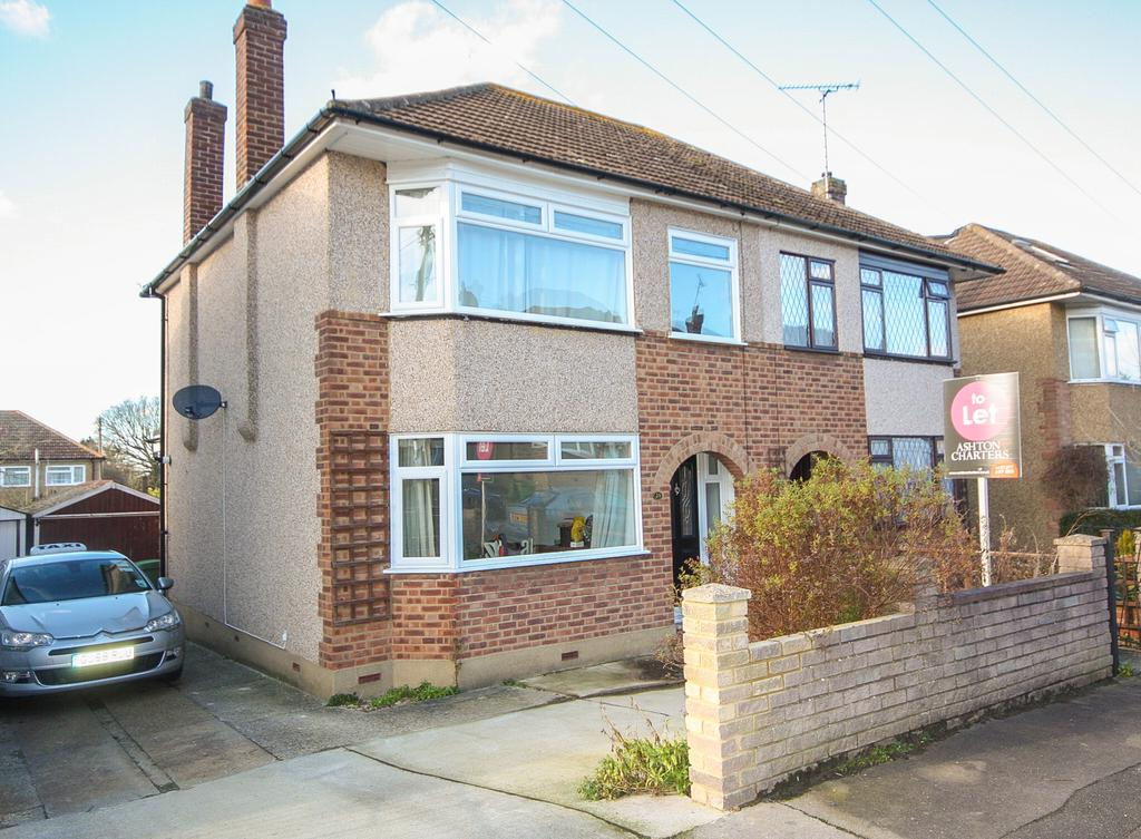 3 Bedrooms Semi Detached House for sale in Atridge Chase, Billericay CM12