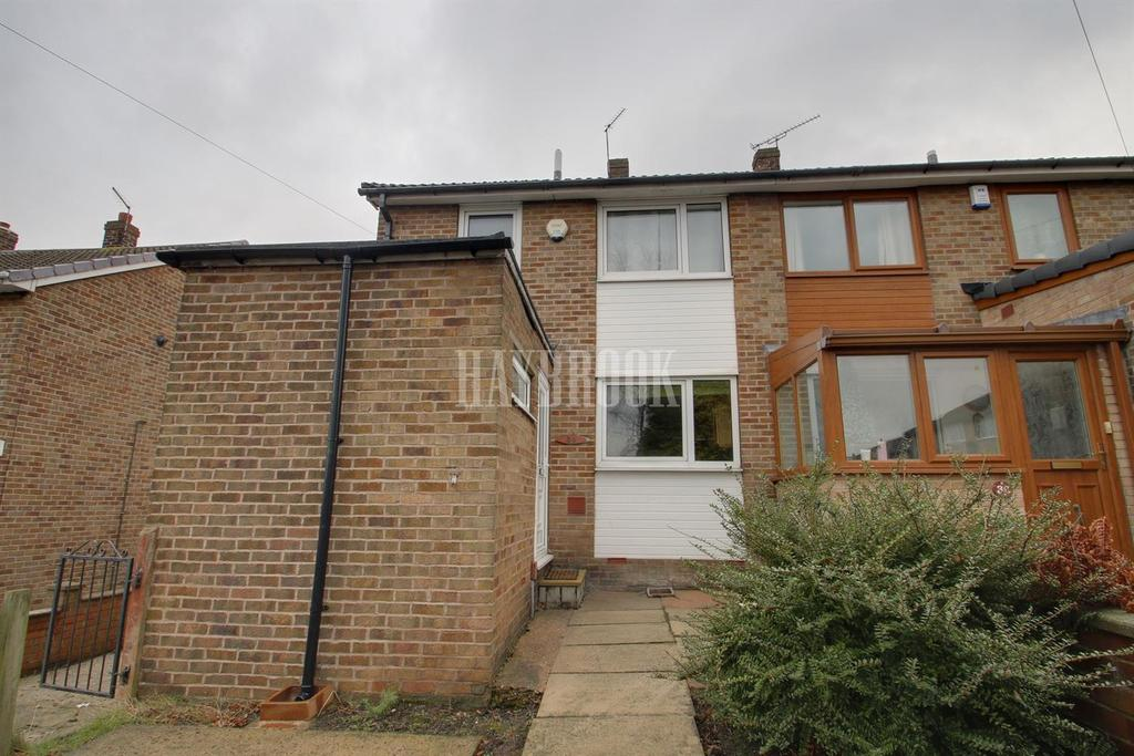3 Bedrooms Semi Detached House for sale in Waltham Street, Barnsley