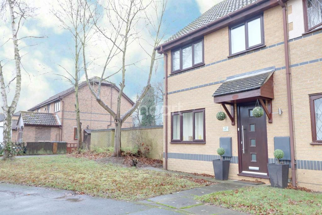 3 Bedrooms End Of Terrace House for sale in Wainwright Way