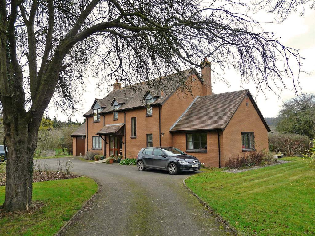 4 Bedrooms Detached House for rent in Brookside, Canon Pyon, Hereford, HR4