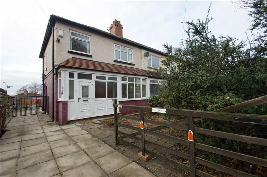 3 Bedrooms Semi Detached House for sale in Wensley Drive, LS7