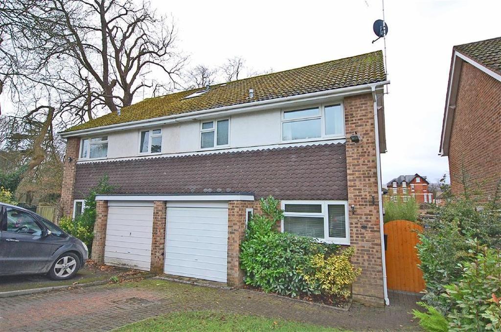 3 Bedrooms Semi Detached House for sale in Charlton Court Road, Charlton Kings, Cheltenham, GL52