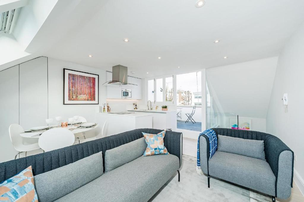 2 Bedrooms Flat for sale in Portland Road, Holland Park