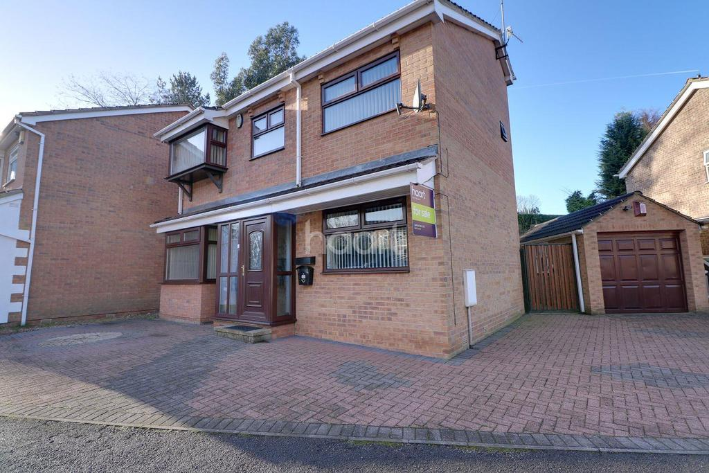 3 Bedrooms Detached House for sale in Camelot Avenue, Sherwood
