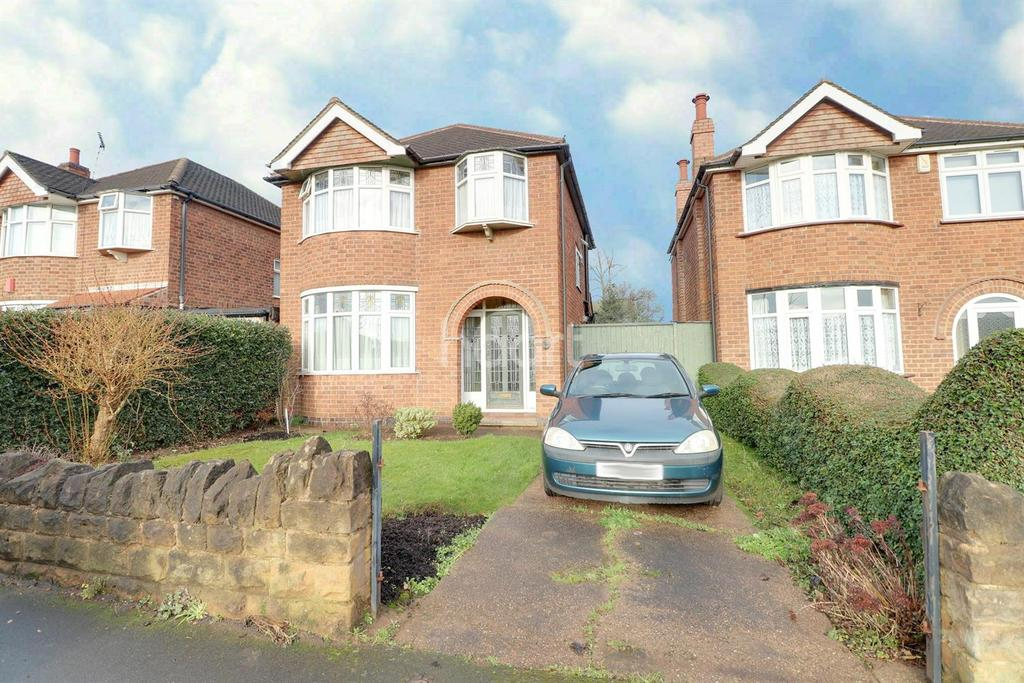 3 Bedrooms Detached House for sale in Revesby Gardens, Aspley