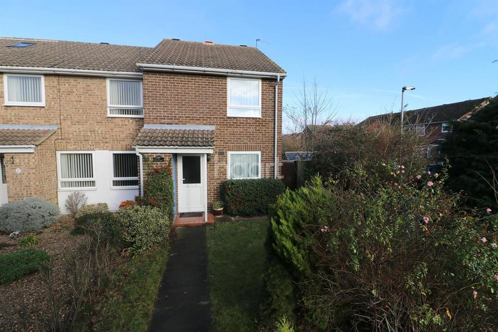 3 Bedrooms End Of Terrace House for sale in Holyport