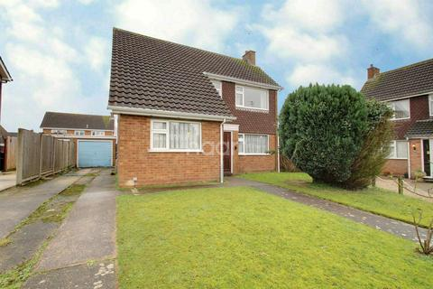2 bedroom detached house for sale - Priory Crescent, Western Park, Leicester