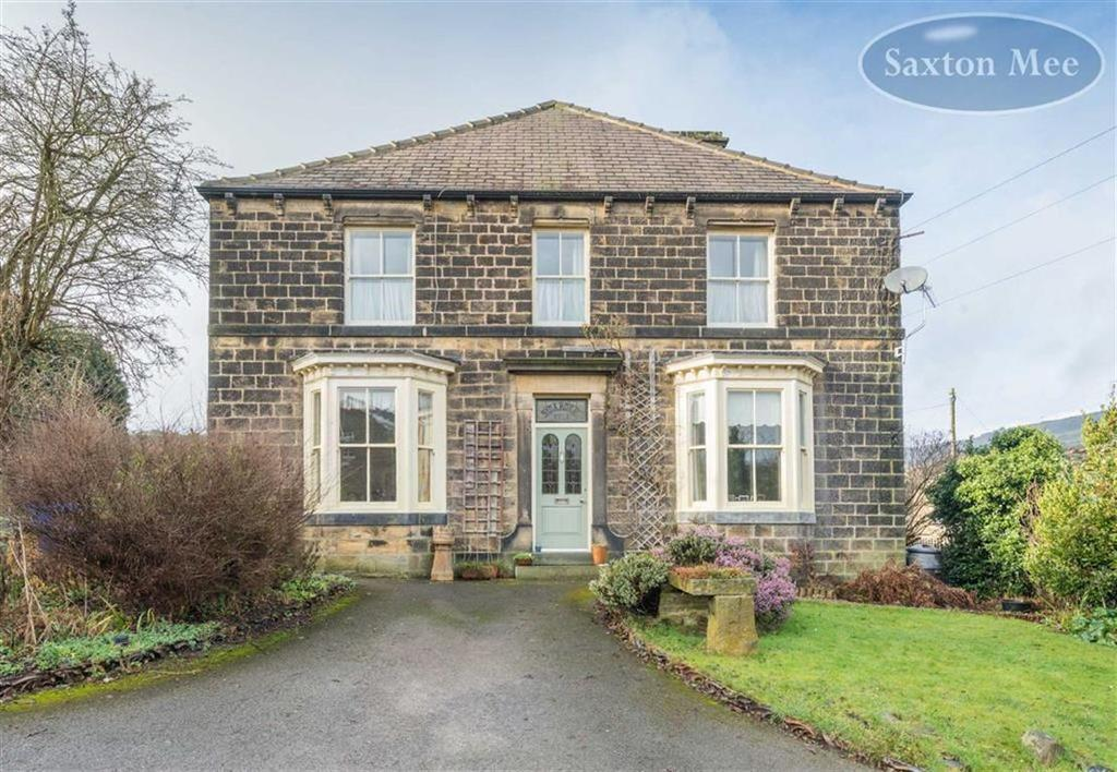 4 Bedrooms Semi Detached House for sale in Manchester Road, Deepcar, Sheffield, S36