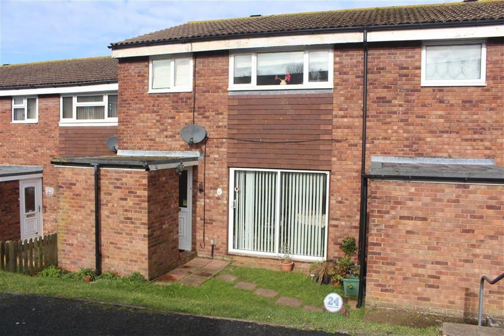 3 Bedrooms Terraced House for sale in Vale Close, Seaford