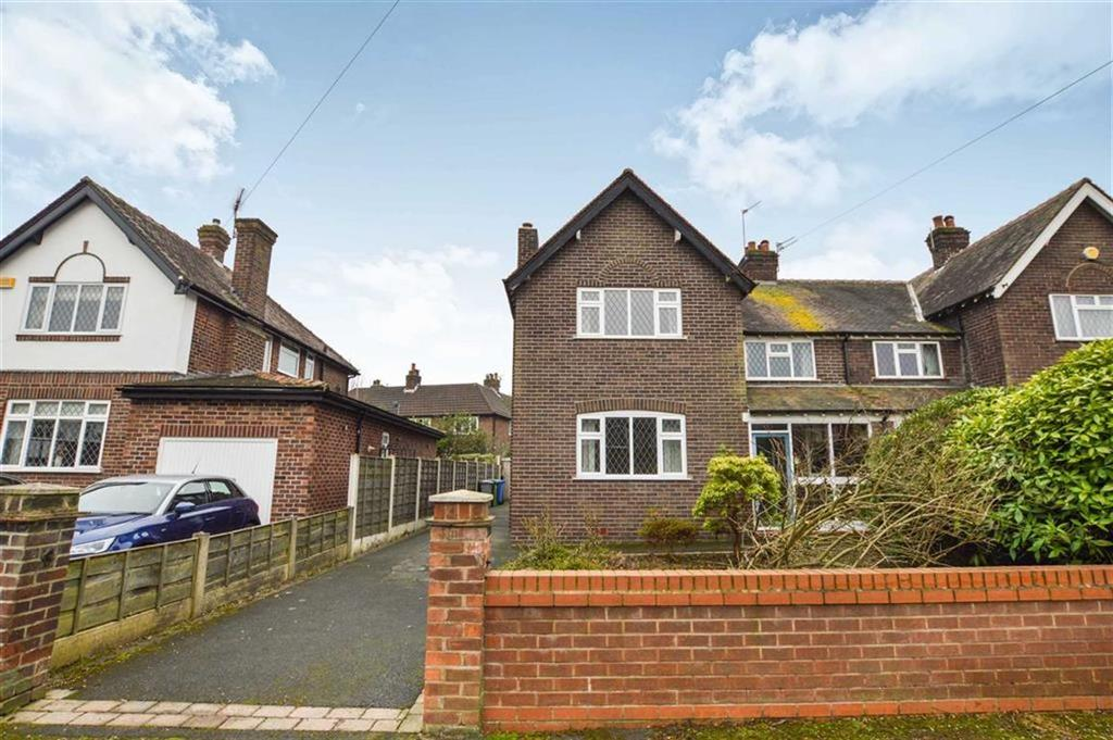 3 Bedrooms Semi Detached House for sale in Rivington Road, Hale, Cheshire, WA15