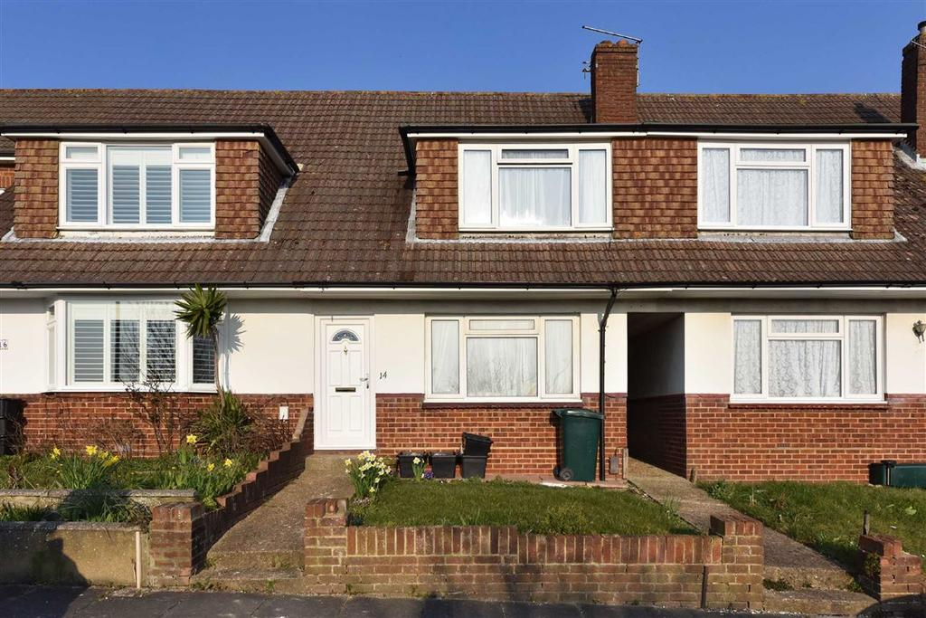 2 Bedrooms Terraced House for rent in Croft Drive, Portslade