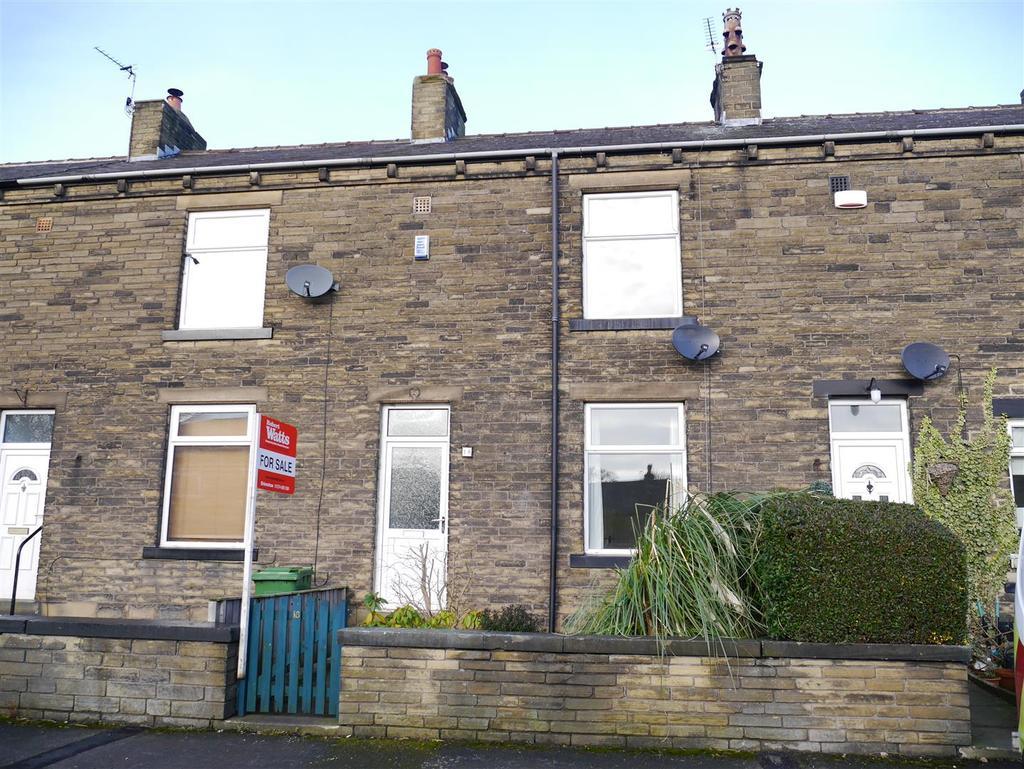 2 Bedrooms Terraced House for sale in Brookfoot Avenue, Birkenshaw