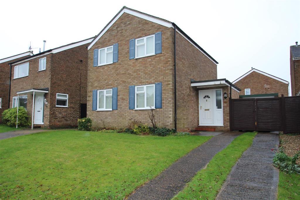 3 Bedrooms Detached House for sale in Hanslope, Milton Keynes