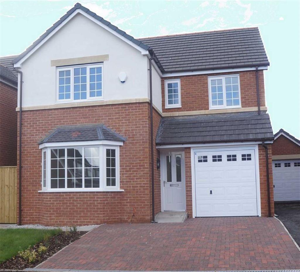4 Bedrooms Detached House for sale in Richmond, Ruabon, Wrexham