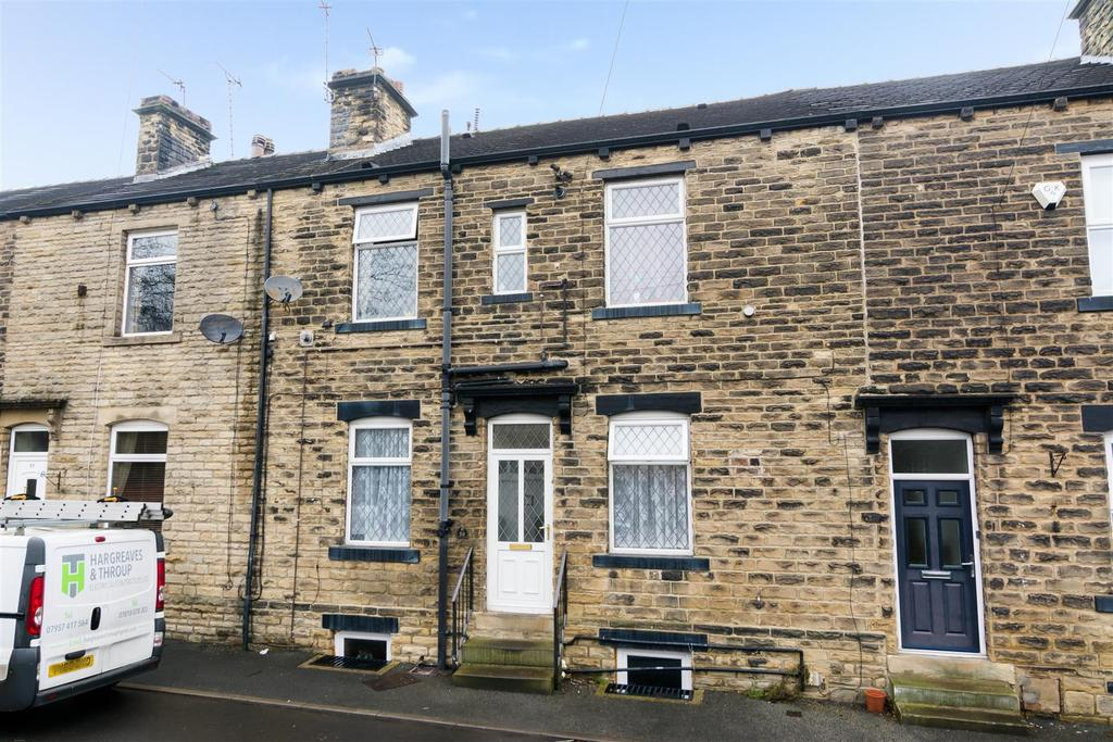 2 Bedrooms End Of Terrace House for sale in Prospect Street, Farsley
