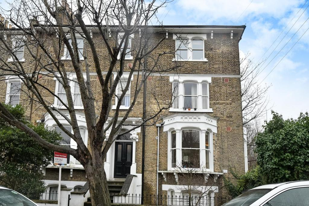 2 Bedrooms Flat for sale in Tressillian Road, Brockley