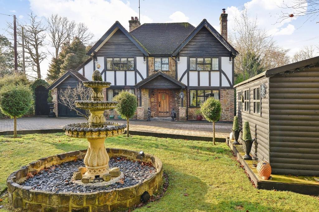 4 Bedrooms Detached House for sale in Guildford Road, Broadbridge Heath, RH12