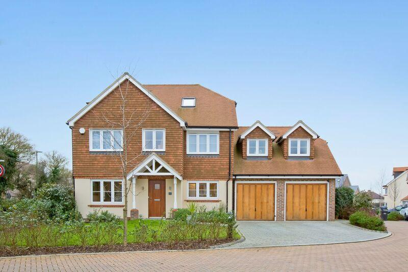5 Bedrooms House for sale in Hurstbeech Close, Hurstpierpoint, BN6
