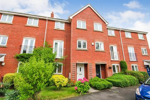 5 bedroom townhouse for sale - Cloughwood Way, Tunstall, Stoke-on-Trent, Staffordshire