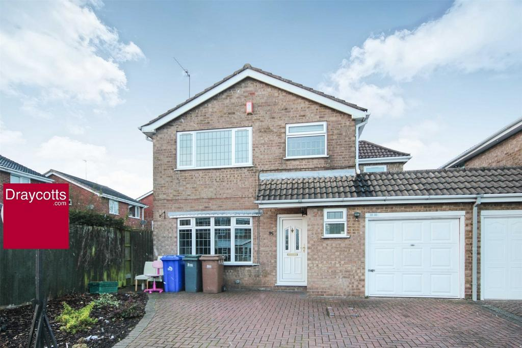 4 Bedrooms Detached House for sale in Pilsden Place, Meir Park, Staffordshire