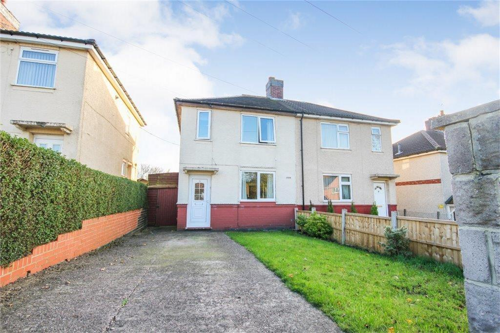 2 Bedrooms Semi Detached House for sale in 38 Ashenough Road, Talke Pits, STOKE-ON-TRENT, Staffordshire