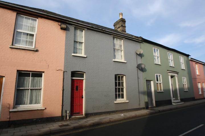 2 Bedrooms House for sale in Cross Street, Sudbury