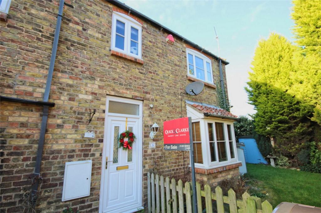 3 Bedrooms End Of Terrace House for sale in Milestone Court, North Cave, Brough, East Riding of Yorkshire
