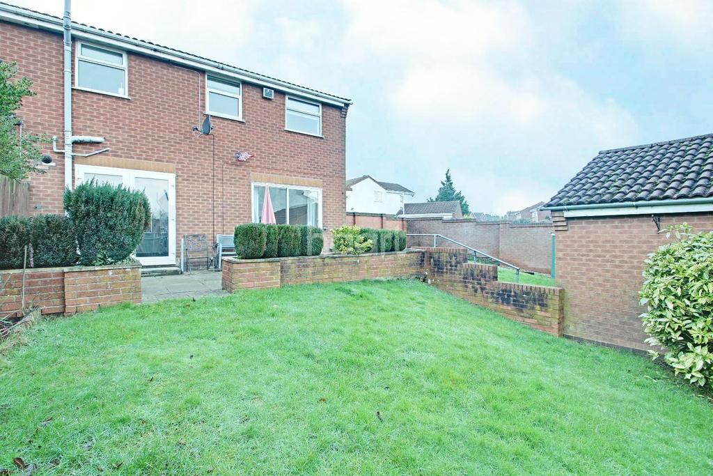 3 Bedrooms Semi Detached House for sale in Adams Brook Drive, Bartley Green