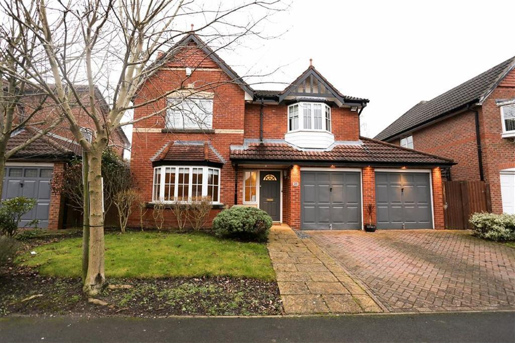 4 Bedrooms Detached House for rent in Highfield Close, Davenport, Stockport