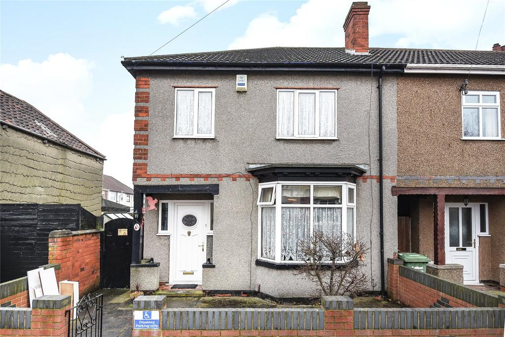 3 Bedrooms End Of Terrace House for sale in Fairmont Road, Grimsby, DN32