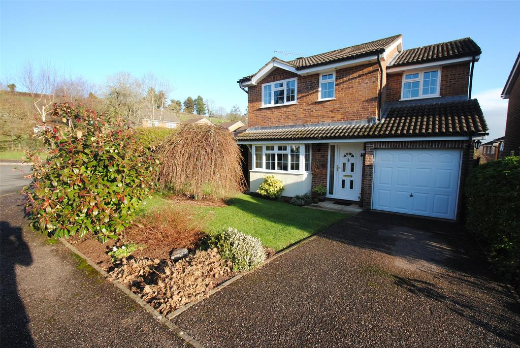 4 Bedrooms Detached House for sale in Lion D'angers, Wiveliscombe