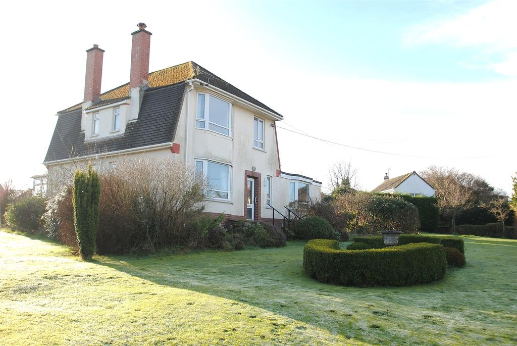 3 Bedrooms Detached House for sale in Poltimore Road, South Molton