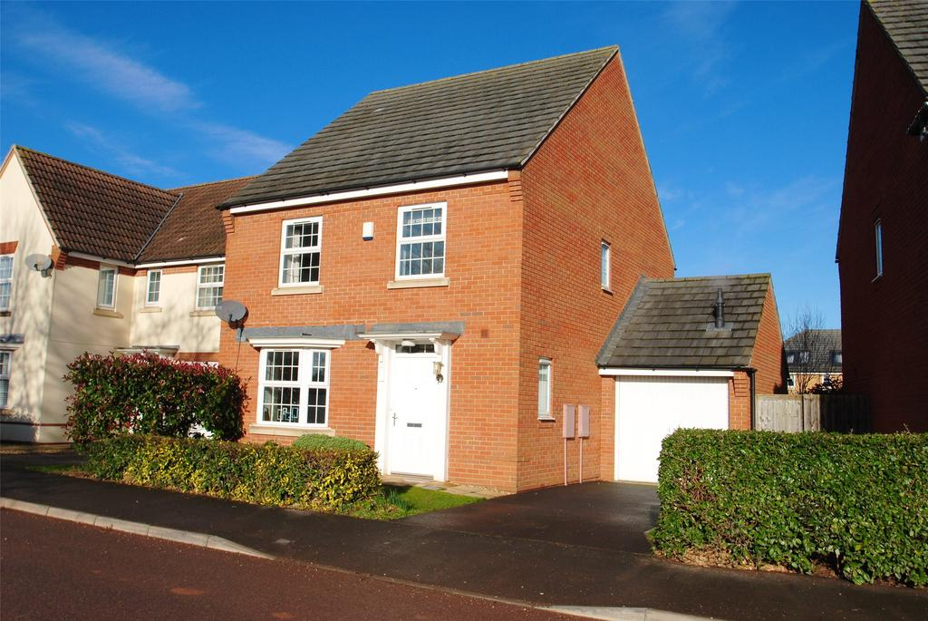 4 Bedrooms Detached House for sale in Hyde Lane, Creech St. Michael