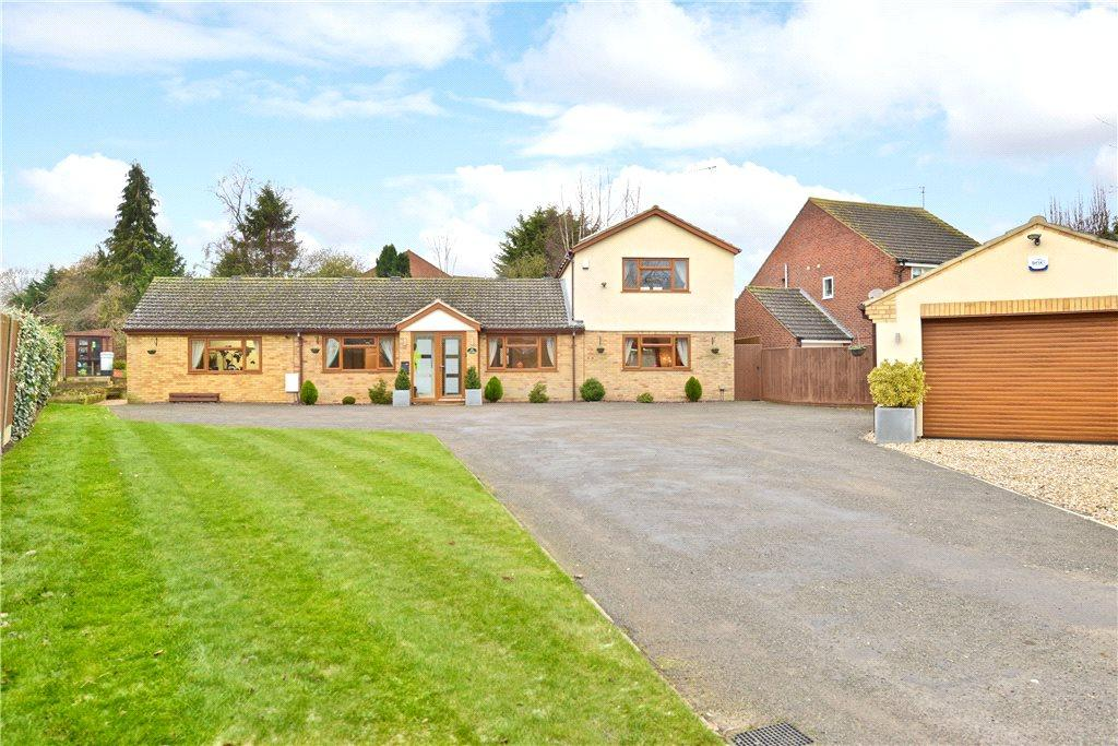 5 Bedrooms Detached Bungalow for sale in Bailey Brooks Lane, Roade, Northampton, Northamptonshire