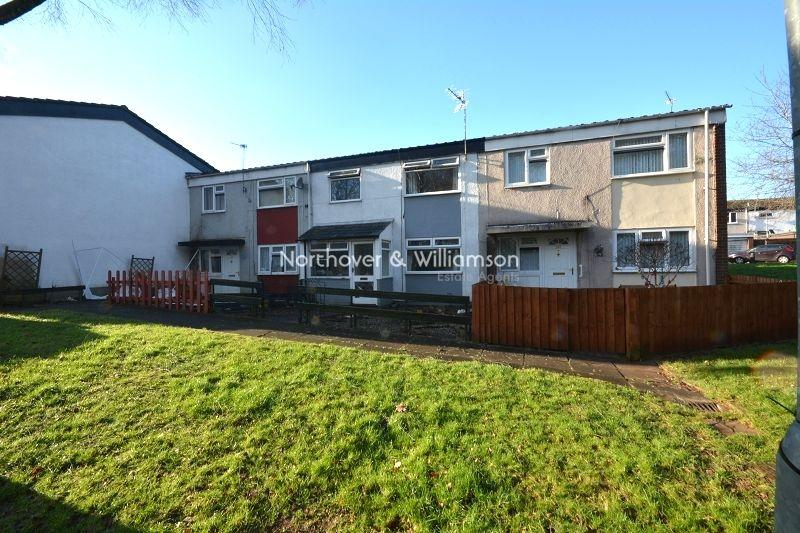3 Bedrooms End Of Terrace House for sale in Pennsylvania , Llanedeyrn, Cardiff, Cardiff. CF23