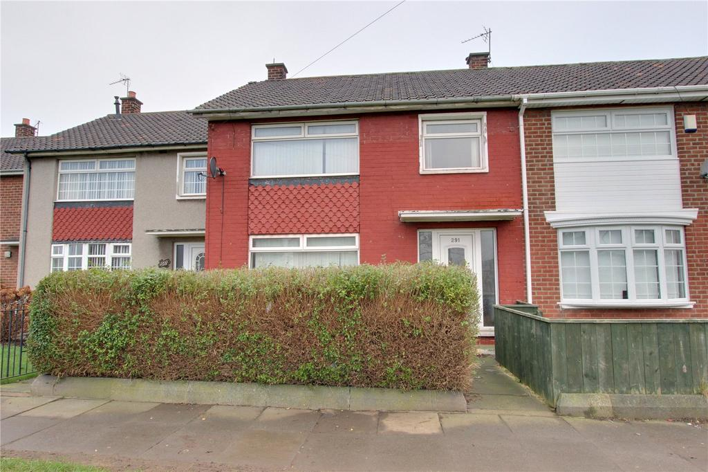 3 Bedrooms Terraced House for sale in Cargo Fleet Lane, Middlesbrough