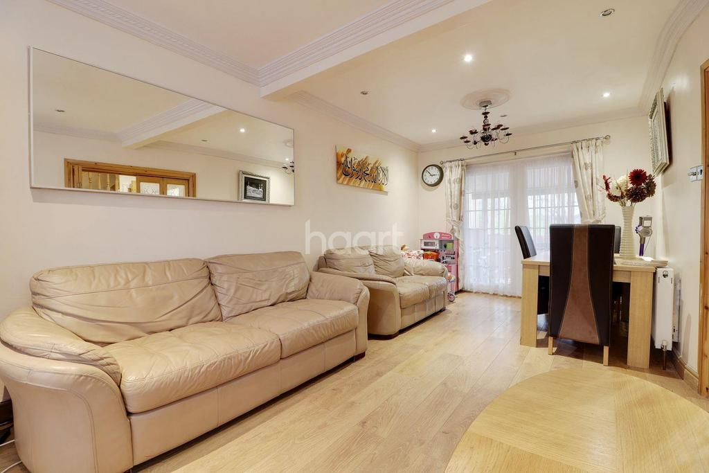 3 Bedrooms Terraced House for sale in St Pauls Avenue, HA3